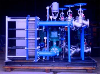 供应德国萨莫威孚板式换热器