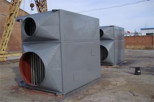 供应多用途热管换热器