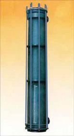 YKA型圆块式石墨换热器