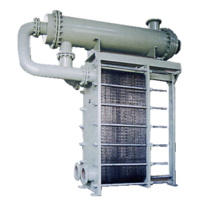 高温汽水换热器