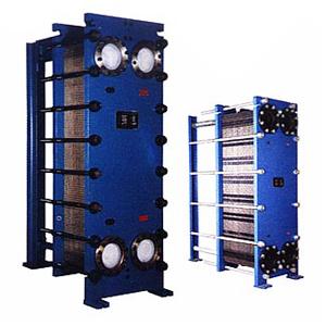 钛板板式换热器