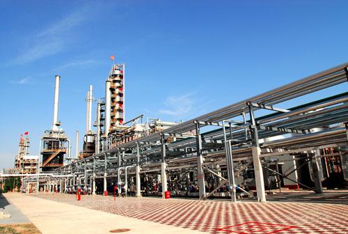 供应炼油设备