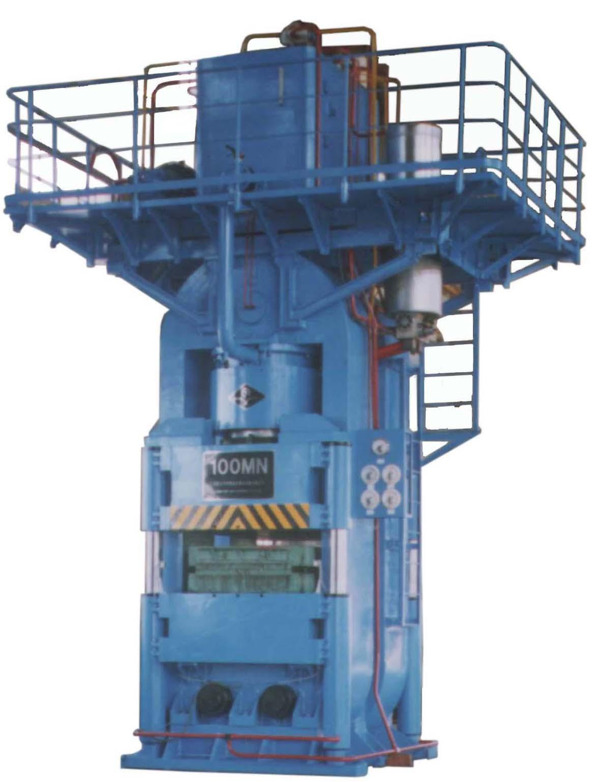 板式换热器专用金属板片超高液压机