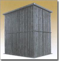 内涂搪瓷螺旋槽管空气预热器
