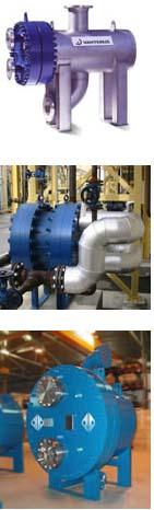 可拆卸型 板壳式换热器