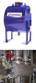全焊接型 板壳式换热器