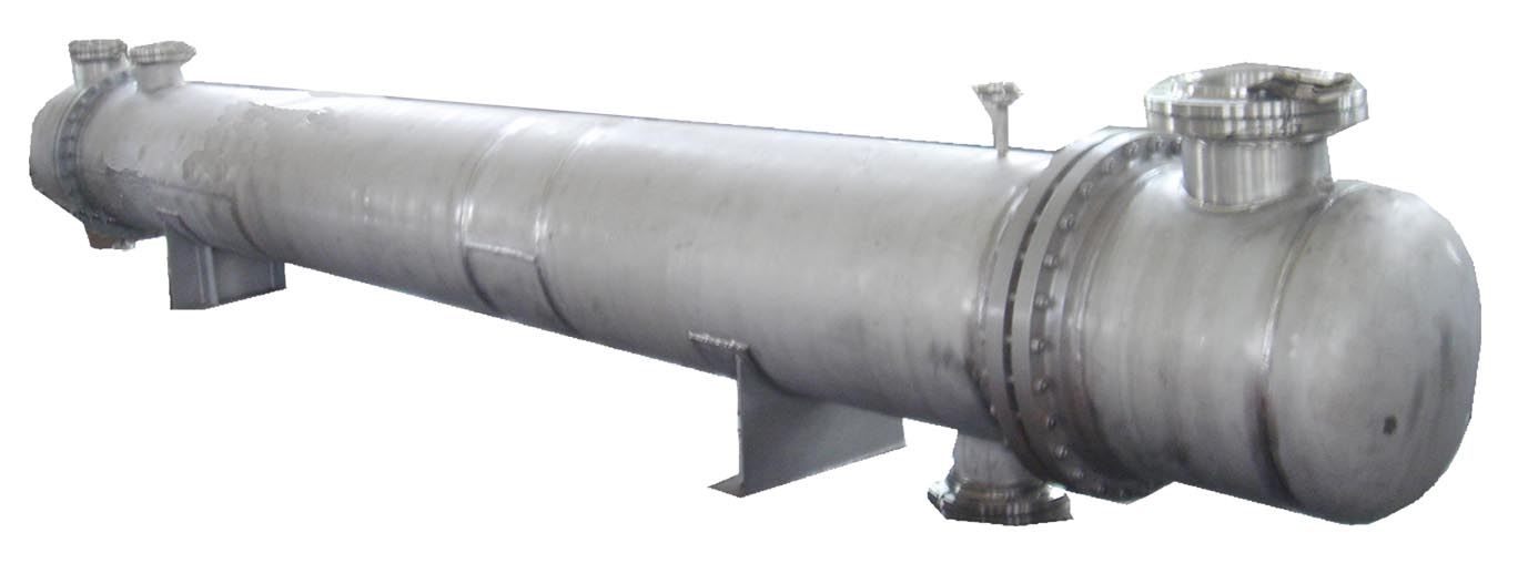 波节管换热器