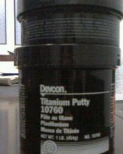 钛合金修补剂