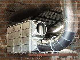 热管空气预热器