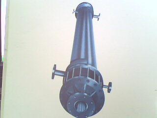 GHA型浮头列管式石墨换热器