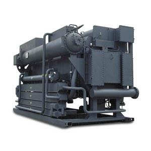 蒸汽型溴冷机