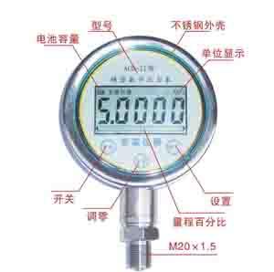 精密数字压力表ACD-201