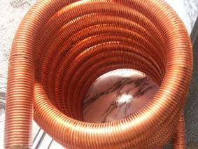 整体轧制螺旋翅片管