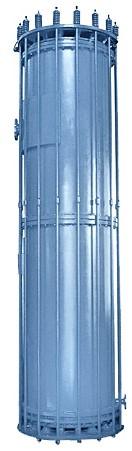 YKD型圆块孔式石墨换热器