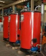 0.5t/h立式燃油锅炉