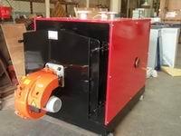 卧式燃油燃气热水锅炉