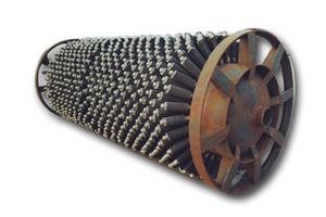 热管式废热锅炉换热内筒体