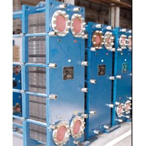 钛材和各种特种金属材质的换热器