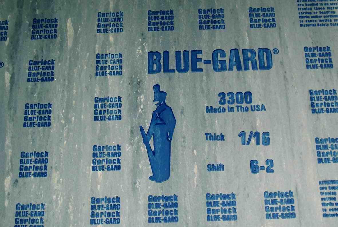 BLUE-GARD3000非石棉
