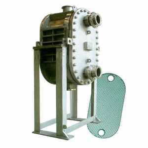 全焊接式板式换热器(板壳式)