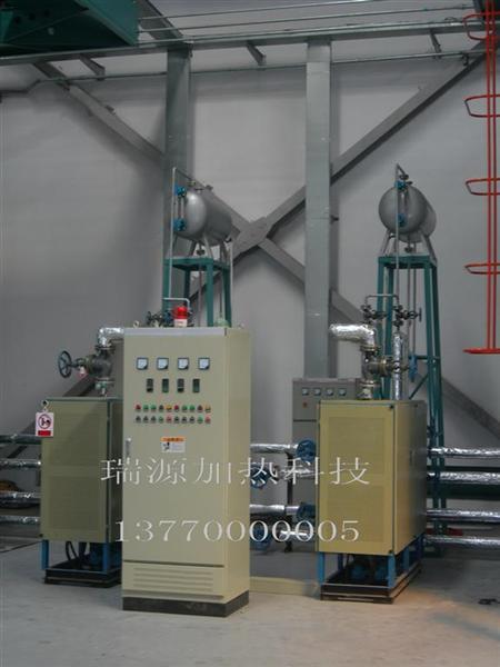 电加热油炉 电加热导热油炉