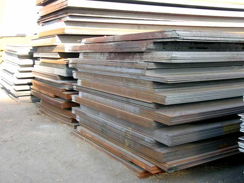 低合金强度钢板