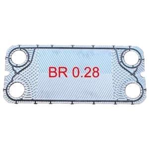 板式换热器板片BR028