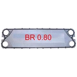 板式换热器板片BR080