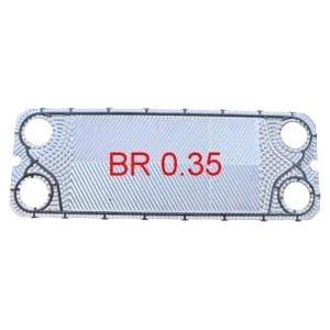 板式换热器板片BR035