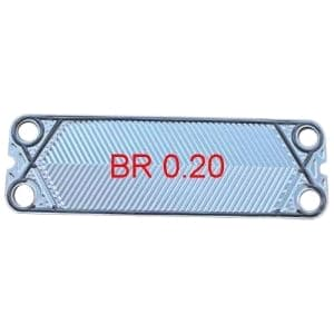 板式换热器板片BR020