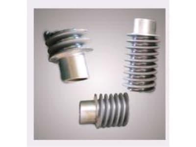 整体型钢制螺旋翅片管